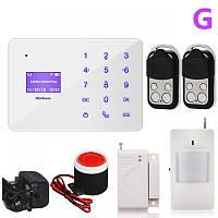 GSM сигнализация iS-8 беспроводной комплект
