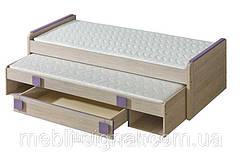 Кровать раздвижная ZUU 16 CAMA