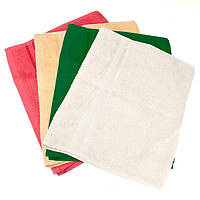 Полотенце для маникюра и педикюра махровое, 30x50 см, хлопок (цвет в ассортименте)
