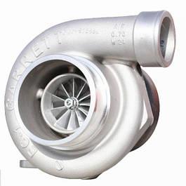 Компресор наддуву (турбіна) і компоненти