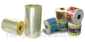 Плівка для пакування та фасування поліпропіленова з малюнком