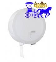 Mediclinics Держатель туалетной бумаги Джамбо 230 мм белый