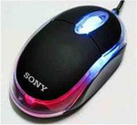 SM2051 Wired optical mouse