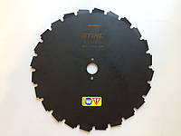 Диск Stihl с долотоподобными зубьями для FS 400 - FS 450, 225 мм,Stihl (41107134204)