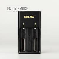 Зарядное устройство Golisi O2 2.0A Fast Smart Charger - чёрный