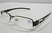 Очки для коррекции зрения GLODIATR 0603-1 (вставка изюмское стекло)