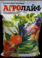 Агролайф (куриный помет) гранулы 2.5кг