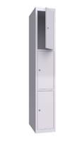 Шкаф металлический ячеечный (локеры) ШМЯ 300-1-3