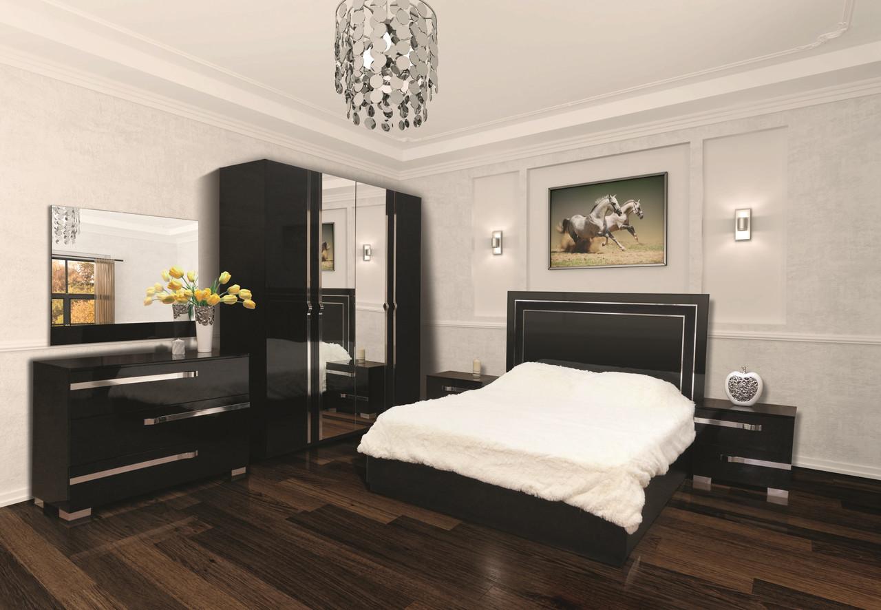 Спальня Экстаза новая  4Д, Світ меблів