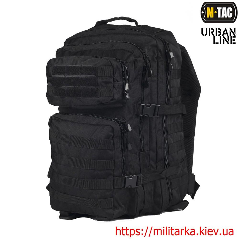 M-Tac рюкзак Large Assault Pack Black