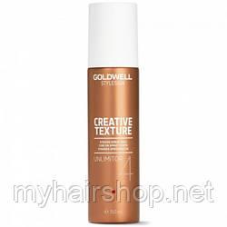 Спрей-воск Goldwell StyleSign Texture Unlimitor Spray Wax 150 ml