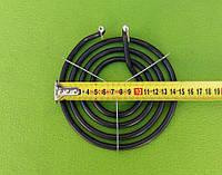 """Тэн спиралевидный """"мерседес"""" Ø150мм / 1500 W из нержавейки (4 витка с перемычкой) для китайских электроплит, фото 1"""
