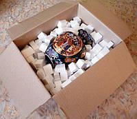 Пенопласт для упаковки кубики 1,5-2 см