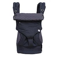 Эрго рюкзак переноска кенгуру для детей Ergobaby Four Position 360 - Dusty Blue