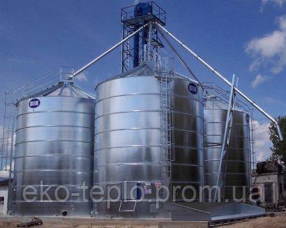 Зернохранилища для небольших ферм BIN200