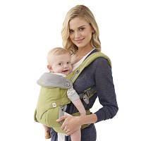 Эрго рюкзак переноска кенгуру для детей Ergobaby Four Position 360 - Green