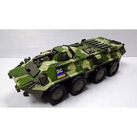 МодельТехнопаркБТР-80 BIG (свет,звук)