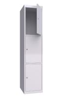 Шкаф металлический ячеечный (локеры) ШМЯ 400-1-3