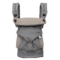 Эрго рюкзак переноска кенгуру для детей Ergobaby Four Position 360 - Grey