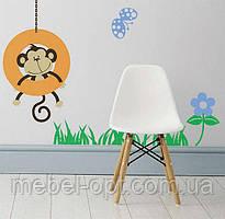 Детский стул Eames DSW белый, сверхпрочный пластик ABS, дизайн Charles & Ray Eames