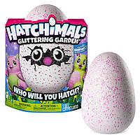 Интерактивная игрушка Бабрепаха в яйце Hatchimals Glittering Garden Gleaming Burtle хетчималс
