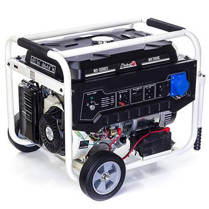 Генератор бензиновый Matari MX7000E (5,5кВт), фото 2