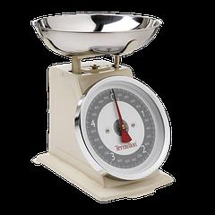 Весы кухонные  Terraillon Tradition 500 (кремовые)