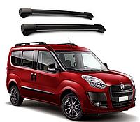 Поперечные рейлинги Fiat Doblo 2010-2017