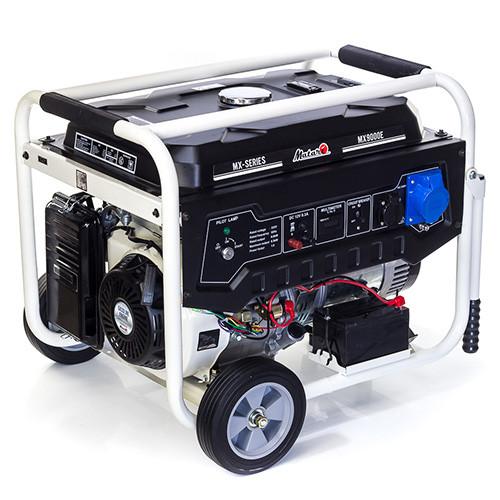 Генератор бензиновый Matari MX9000E (6,5кВт)