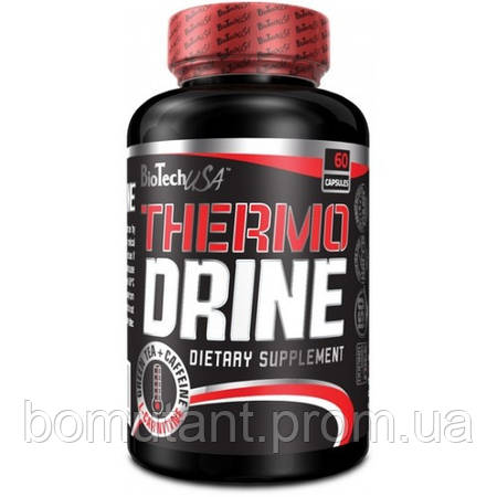 Thermo Drine 60 капсул BioTech