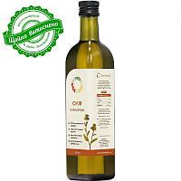 Сафлоровое масло холодного отжима (сыродавленное), 500 мл