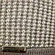 Комплект шапка и шарф (хомут) с помпоном из искусственного меха для девушек, Польша, подкладка флис, BM18P, фото 7