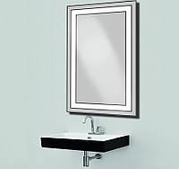 Зеркало со светодиодной подсветкой настенное 500х800 мм d-1