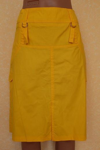 Летняя юбка трапеция 42-48 р