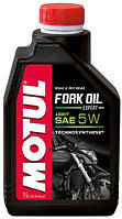 Масло вилочное FORK OIL EXPERT LIGHT SAE 5W (1L)