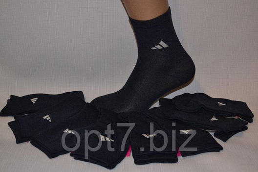 Женские носки 35-41 «Adidas» Турция, фото 2
