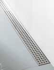 Решетка квадрат ACO ShowerDrain C-line 785 mm