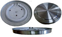 Тэн на дисковый чайник. диаметр 148\151 мм мощность 1,8квт на 220 в.Нержавеющий
