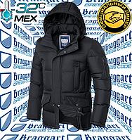 Куртка зимняя Braggart Dress Code - 2161#2160 графит