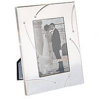 """Фоторамка """"Искры"""" для фото 10х15см. металл"""