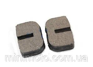 Тормозные колодки minimoto (kpl 2шт)