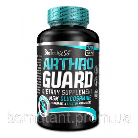 Arthro Guard 120 капсул BioTech