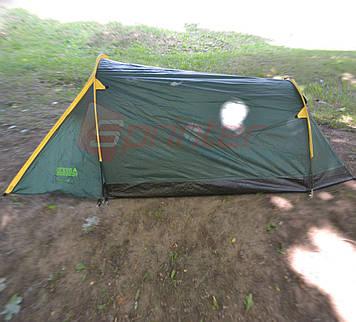 Палатка туристическая двухместная.Kama 2