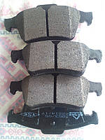 Колодки задние (дисковые) FORD Connect 02-12 / Citroen C5 08- / Mazda 3 08- / Renault BSR 3853