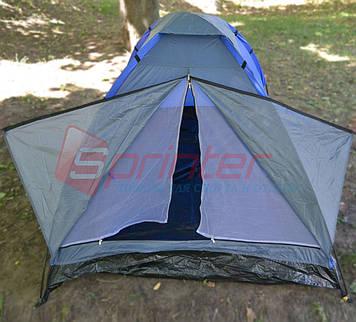 Палатка туристическая (двухместная).Raider 2