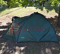 Палатка туристическая (трёхместная). Rainforest 3