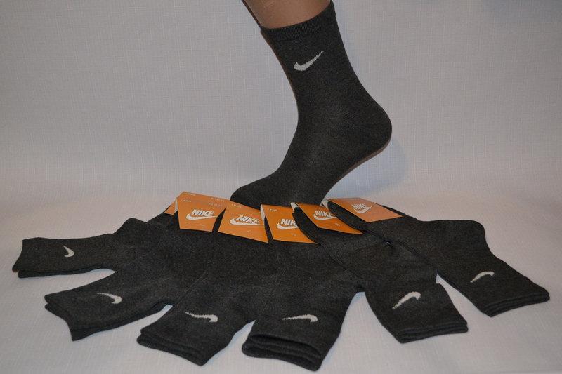 Женские носки 37-41 «Nike реплика» Турция