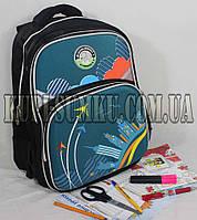 Школьный каркасный рюкзак с ортопедической спинкой