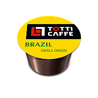 Кофе в капсулах TOTTI Caffe Brazil