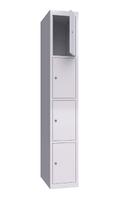 Шкаф металлический ячеечный (локеры) ШМЯ 300-1-4